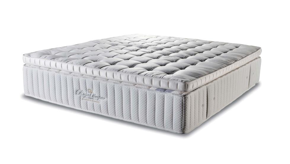 vrchní matrace - topper